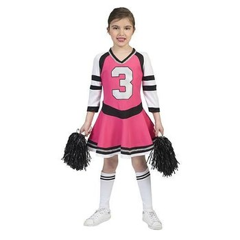 Roze Cheerleader