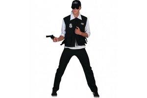 FBI Agent Man