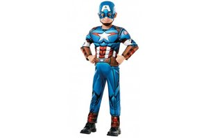Captain America Deluxe