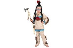 Kostuum Thundering Teepee Boy