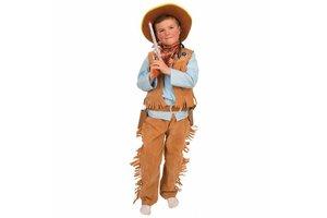 Kostuum Sherrif Boy