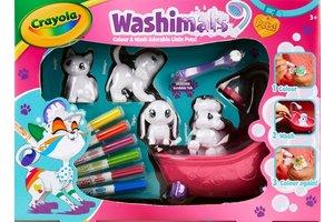 Crayola Washimals - Huisdieren