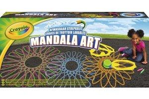 Crayola Stoepkrijt - Mandala