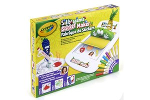 Crayola Silly Scents - Sticker Maker