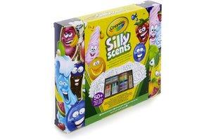 Crayola Silly Scents - Geur- & kleurset