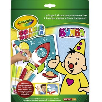 Crayola Bumba - Color Wonder Box