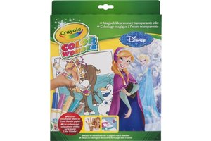 Crayola Disney Frozen - Color Wonder Box