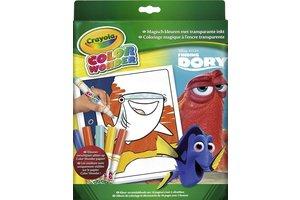 Crayola Disney Finding Dory - Color Wonder Box