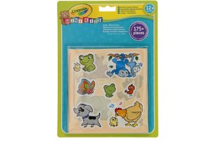 Crayola Mini Kids - Jumbo Stickers Dieren