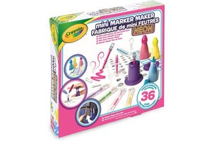 Crayola Mini Neon Scented Marker Maker