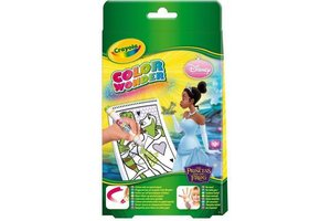 Crayola Disney Princess and the Frog - Mini Color Wonder Box