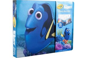 Crayola Disney Finding Dory - Kleurkoffer