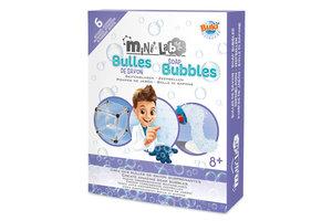 Buki Mini Lab zeep bellen