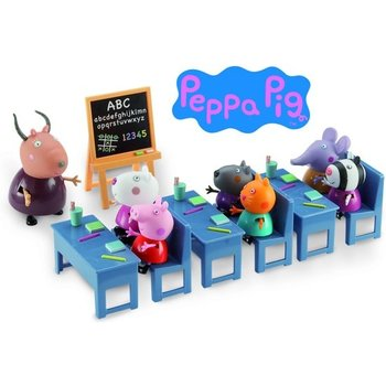 Giochi Preziosi Peppa Pig - klaslokaal
