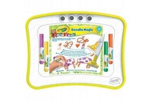 Crayola Doodle Magic draagbare tekentafel