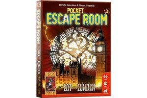 999 Games Pocket Escape Room - Het lot van Londen