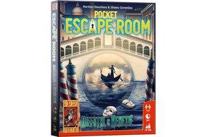 999 Games Pocket Escape Room - Diefstal in Venetië