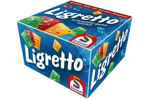 999 Games Ligretto blauw