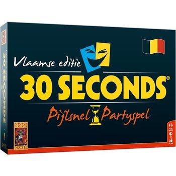 999 Games 30 Seconds - Vlaamse Editie