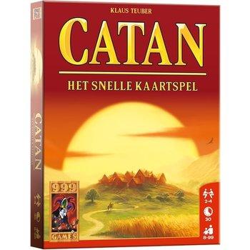 999 Games De Kolonisten van Catan - Het snelle Kaartspel