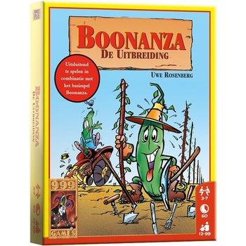 999 Games Boonanza - De Uitbreiding