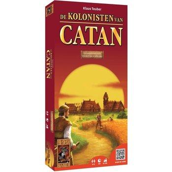 999 Games Catan - Uitbreiding 5/6 spelers