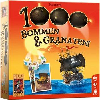 999 Games 1000 Bommen & Granaten!