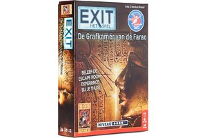 999 Games EXIT - De Grafkamer van de Farao