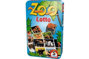999 Games Zoo Lotto