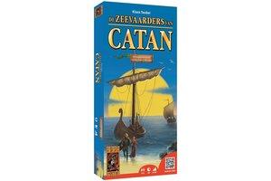 999 Games De Kolonisten van Catan - De Zeevaarders 5/6 spelers