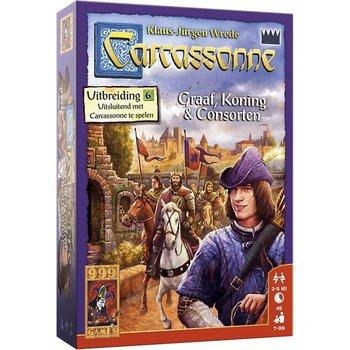 999 Games Carcassonne Graaf, Koning en Consorten