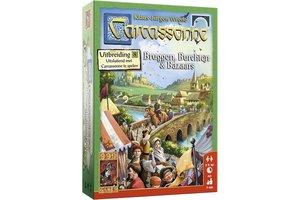 999 Games Carcassonne Bruggen, Burchten en Bazaars