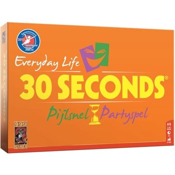 999 Games 30 Seconds Everyday Life (bordspel)