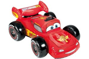 Intex Disney Cars - Ride-on 109x84cm