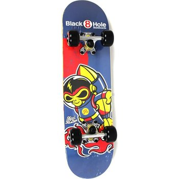 "Maple Leaf Skateboard 24"" - Monkey"