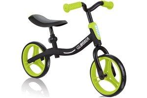 Maple Leaf Globber Go Bike Loopfiets - Black/Green