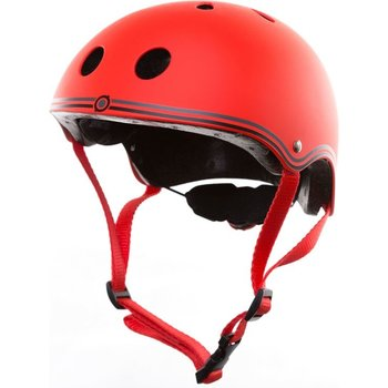 Maple Leaf Globber Skatehelm Junior - rood