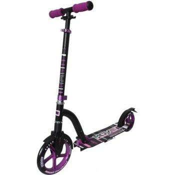 Maple Leaf Step Move Scooter 230/180mm - groen/paars