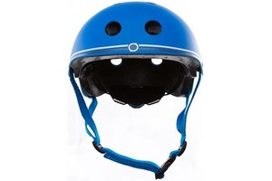 Maple Leaf Globber Skatehelm Junior - donkerblauw