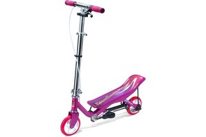 Maple Leaf Space Scooter JUNIOR - pink