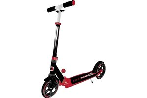 Maple Leaf Step Move Scooter NL100/180mm - rood/zwart