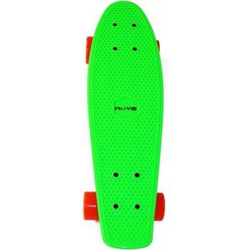 Maple Leaf Skateboard Candy Move
