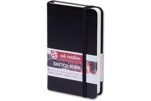 Talens Talens ArtCreation Schetsboek 9x14cm (140gr) - zwart