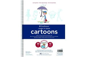 """Talens Strathmore Learning Serie """"Cartoon"""" (229x305mm) 104gr/40vel"""