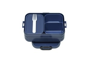 mepal bento lunchbox take a break midi - nordic denim