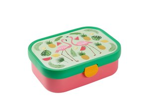 mepal lunchbox campus - tropical flamingo