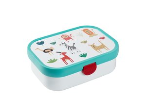 mepal lunchbox campus - animal friends