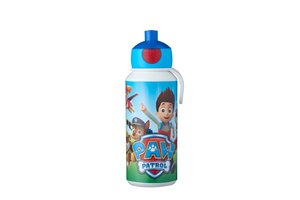 mepal drinkfles pop-up campus 400 ml - paw patrol