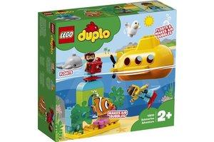 LEGO Avontuur met onderzeeër - 10910