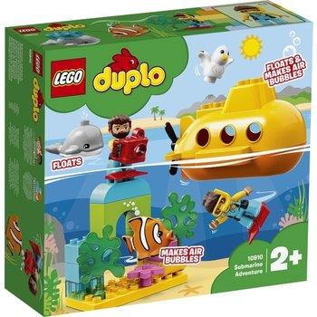 LEGO LEGO DUPLO Avontuur met onderzeeër - 10910